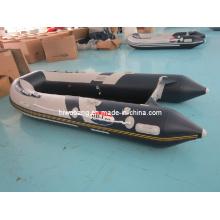 Nuevo Color 3,2 m deporte inflable barco barco de pesca