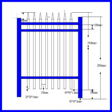 wrought iron fence manufacturer