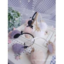 BJD Earmuffs Hairband For SD/MSD/YOSD Ball Jointed Doll