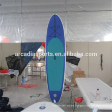 Tablas de paleta inflable al por mayor inflables del SUP de la tabla hawaiana de la paleta