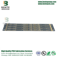 4 capas ENIG Quickturn PCB Industrial Control Equipment