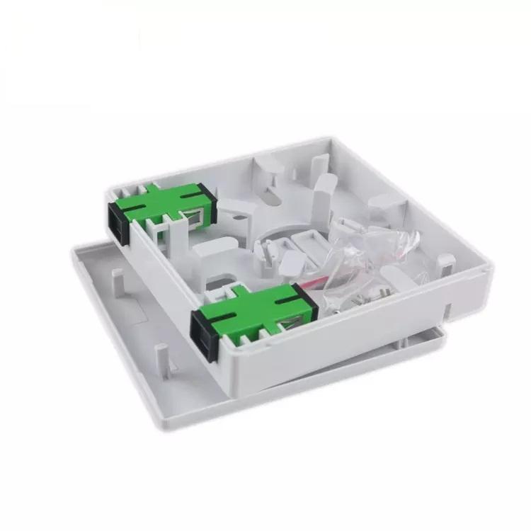 SC 86 FTTH Fiber Optic Socket Panel (2)