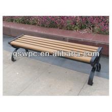 Chaise de repos WPC de haute qualité / siège de repos WPC