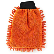 """Удобные чистящие салфетки """"Волшебные перчатки"""" из микрофибры """"Премиум"""" без царапин"""