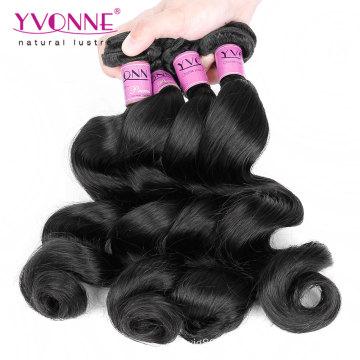 Wholesale Brazilian Loose Wave Virgin Human Hair