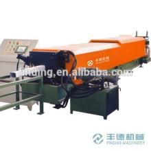 Certificación del CE y la nueva condición de acero abajo fría tubo rollo que hace máquina agua tubo roll formando equipo hecho en china