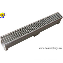 High Quality U-Type Polymer Concrete Rain Gutter
