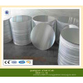 Cercle aluminium / aluminium pour panneaux avec une bonne planéité (A1050 1060 1100 3003)