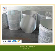 Cercle aluminium / aluminium pour ustensiles de cuisine (A1050 1060 1100 3003)