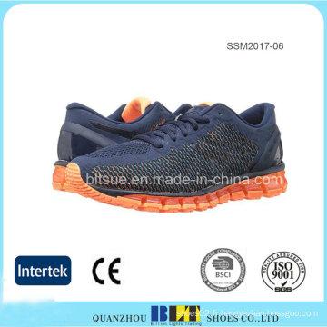 Le plus nouveau style conçoit des chaussures de course en gros pour l'homme