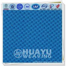 YT-4635, tecido de malha de malha de urdidura de poliéster para sapatos