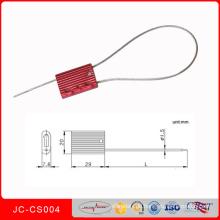 Jccs-004 Hohe Sicherheit Metalldichtung Stromzähler Dichtungen Container Kabelbinder Kabeldichtungen für Lkw