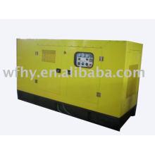 CE / BV Auto 50KW silencioso gerador diesel conjunto