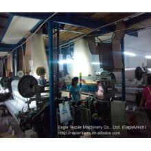 Jacquard informatizado tecelagem China super tear de pinças com eletrônicos Jacquard máquina de tecido de algodão