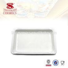 Chaozhou haoxin catering buffet cena placas de cerámica para uso diario