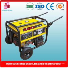 Gerador da gasolina 3kw para a fonte home com alta qualidade (EC5000E2)