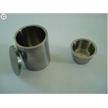 В основном используется в металлургии вольфрама тигель