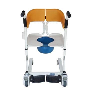 Fauteuil roulant élévateur de transfert avec commde pour les personnes handicapées