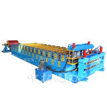Steel Structure Double Layer Roof Panel Making Machine