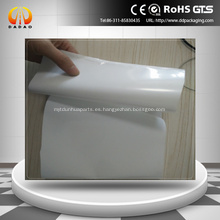 Eco-solvente Glossy Coated PP Synthetic Paper