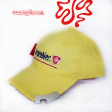 Рекламная длинная бейсбольная кепка