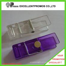 Colorido ABS promocional plástico material clipes (EP-C9073)