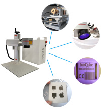 Best Sale Jewelry ring bracelet Fiber Laser Marking Machine