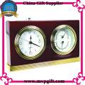 High Quality Wooden Quartz Table Clock