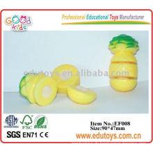 Plastik Früchte Gemüse