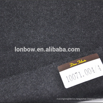 Running Goods Worsted wool cashmere fabric Super 150 italian cashmere flannel wool fabric