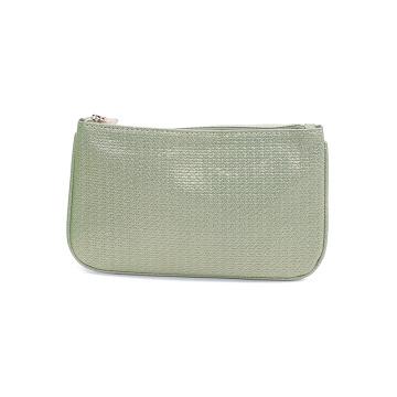 Caliente venta buena calidad Personalizado PU cuero bolso cosmético