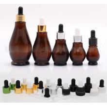 Nuevas botellas cosméticas de cristal de los cosméticos del envase (NBG07)