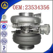 GT4502V / GT45V 23534356 S60550243G turbocompresseur pour Detroit Diesel