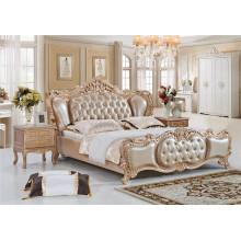 Wohnmöbel Bett Zimmer Möbel weiches Bett