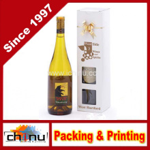 Saco de papel novo personalizado do vinho do projeto do OEM (2326)