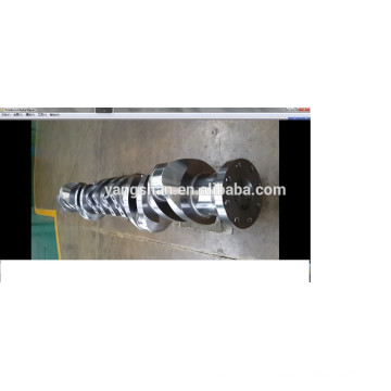 MAN Crankshaft for L23/30H with BV certificate with short delivery time