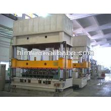 Prensa hidráulica para artículos de melamina, prensa hidráulica para compuestos