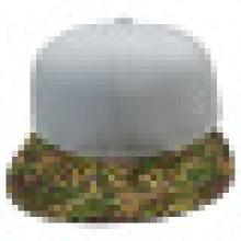 Snapback Baseball Cap avec Flat Peak Sb1560