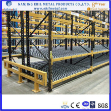CE-Certificated Industry Carton Flow Racking with Roller