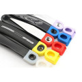 mtb bike crank protective sleeve cover parts bicycle crankset protection for shimano and sram