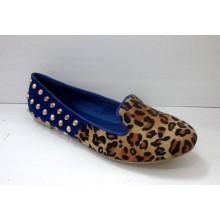 Neue Stil Frauen Kleid flache Schuhe (HCY03-157)