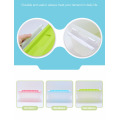 Высокое качество прозрачный многофункциональный пластик PP дети коробка для хранения с крышкой