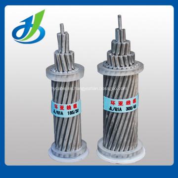 Cable trenzado de aluminio con aislamiento de PVC, cable de alimentación eléctrica