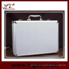 Tool Box 28cm Aluminum Alloy Tool Case for Pistol Gun Case Waterproof Case
