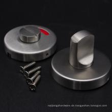 Populärer stainless Stahl 304 Toiletten-Indikatorschloss für Öffentlichkeit und Institutionsaufbau