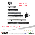 10-30V 180W Alta Rigidez Super Brillante Impermeable 6000K PC Lente Doble Fila Recta Barra de Luz Offroad Llevada