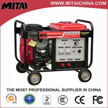 350A с приводом от дизельного двигателя, сваренного в Китае