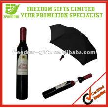 Paraguas de botella de agua promocional