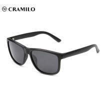 gafas de sol de alta calidad de la marca americana del diseño único de la vieja moda