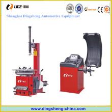 Machine électronique de équilibreur de roue de prix d'équilibreur de roue en vente Ds-7100